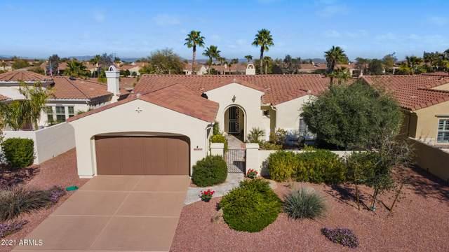 22927 N Giovota Drive, Sun City West, AZ 85375 (MLS #6200414) :: Maison DeBlanc Real Estate