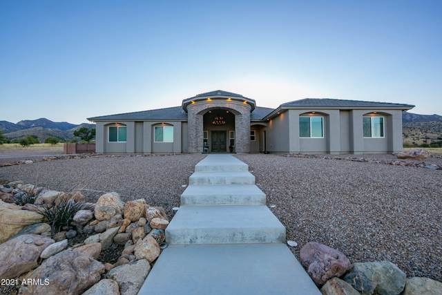 8950 S Black Bear Oak Drive, Hereford, AZ 85615 (MLS #6200432) :: Executive Realty Advisors