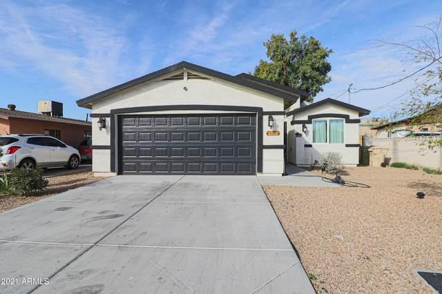 6722 N 51st Drive, Glendale, AZ 85301 (MLS #6200433) :: Service First Realty