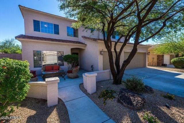 2417 W Barbie Lane, Phoenix, AZ 85085 (MLS #6200449) :: Yost Realty Group at RE/MAX Casa Grande