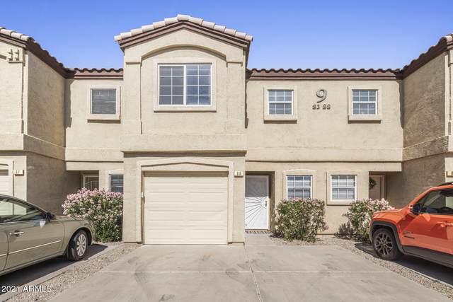 125 S 56TH Street #86, Mesa, AZ 85206 (MLS #6200450) :: Selling AZ Homes Team
