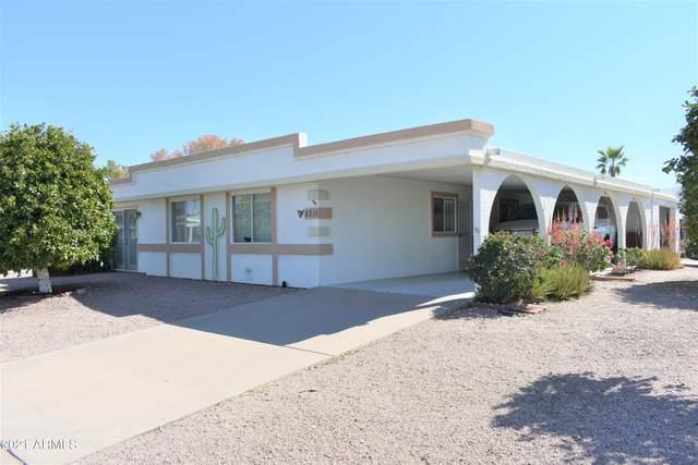 8311 E Desert Trail, Mesa, AZ 85208 (MLS #6200454) :: Nate Martinez Team