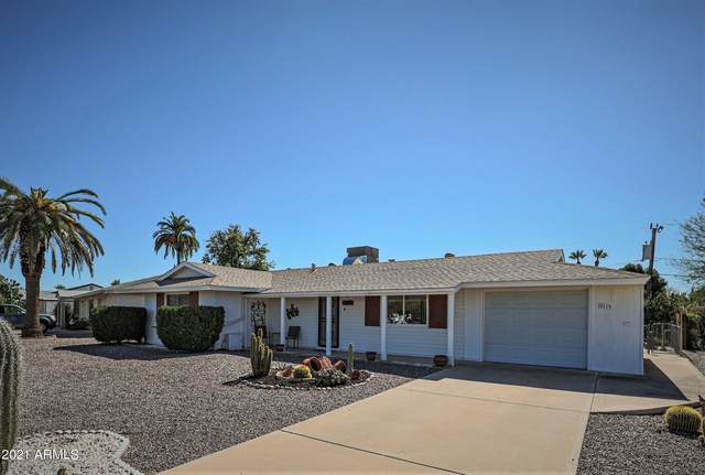10113 W Pebble Beach Drive, Sun City, AZ 85351 (MLS #6200461) :: ASAP Realty