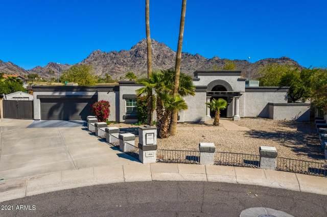 1864 E Nicolet Avenue, Phoenix, AZ 85020 (MLS #6200466) :: Executive Realty Advisors
