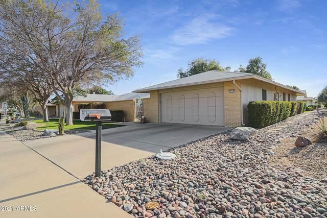 12739 W Copperstone Drive, Sun City West, AZ 85375 (MLS #6200469) :: Maison DeBlanc Real Estate