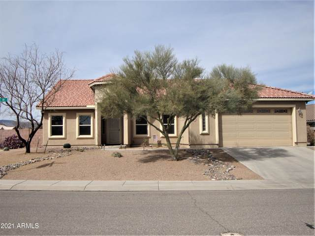 384 Desert Trail Drive, Sierra Vista, AZ 85635 (MLS #6200483) :: Executive Realty Advisors