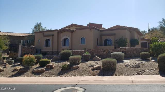 10306 N Fire Canyon Canyon, Fountain Hills, AZ 85268 (MLS #6200507) :: Yost Realty Group at RE/MAX Casa Grande