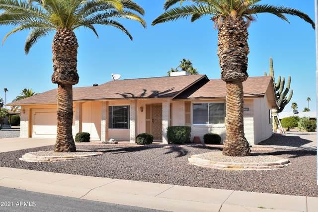 13210 W Kodiak Drive, Sun City West, AZ 85375 (MLS #6200513) :: Maison DeBlanc Real Estate