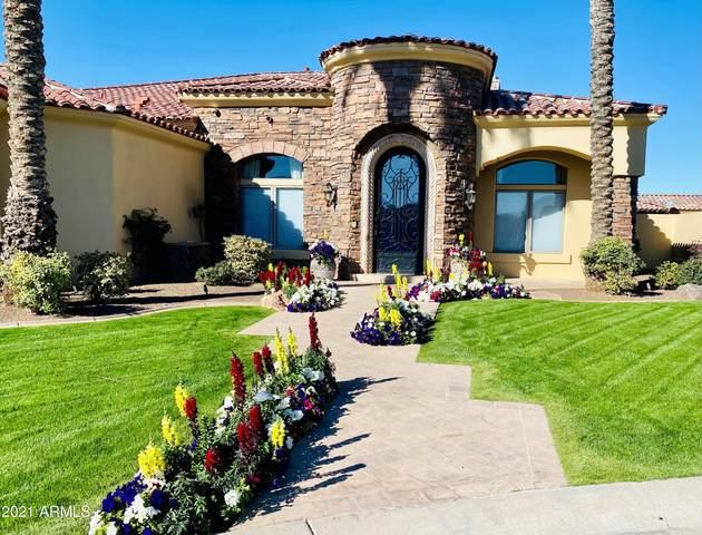 8325 W Cantera, Peoria, AZ 85383 (MLS #6200519) :: Maison DeBlanc Real Estate