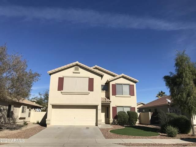 16656 W Polk Street, Goodyear, AZ 85338 (MLS #6200524) :: Yost Realty Group at RE/MAX Casa Grande