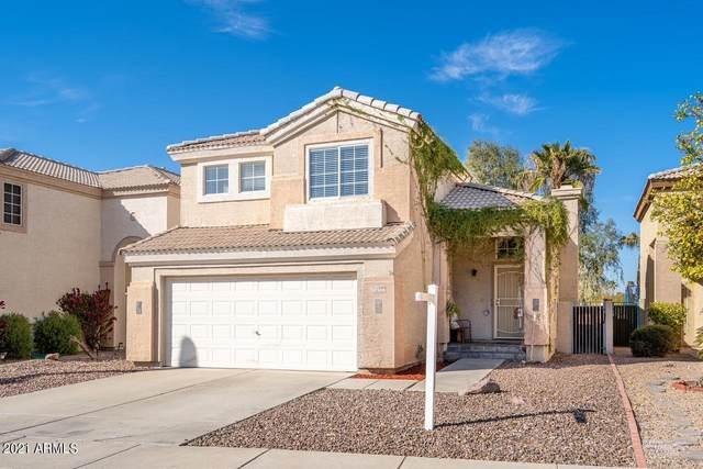 13586 W Desert Flower Drive, Goodyear, AZ 85395 (MLS #6200535) :: The Carin Nguyen Team