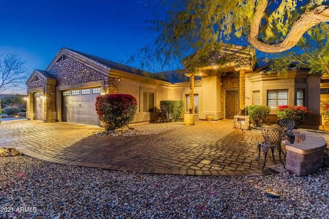 9734 W Mariposa Grande, Peoria, AZ 85383 (MLS #6200541) :: Midland Real Estate Alliance