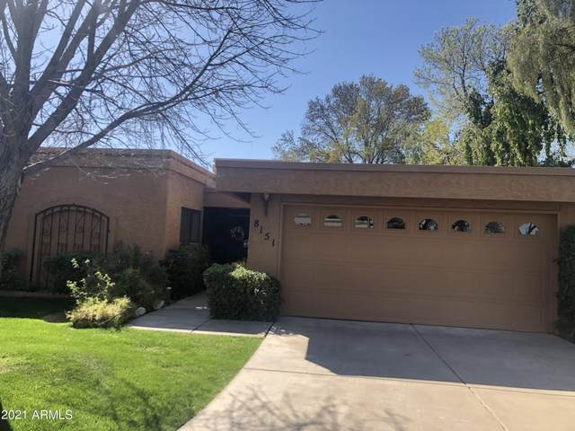 8151 E Del Cuarzo Drive, Scottsdale, AZ 85258 (MLS #6200542) :: Executive Realty Advisors