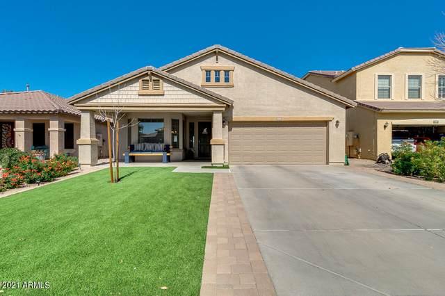 1264 W Desert Hollow Drive, San Tan Valley, AZ 85143 (MLS #6200547) :: Yost Realty Group at RE/MAX Casa Grande