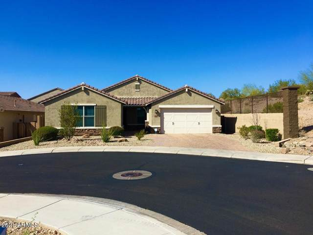 2908 W Brilliant Sky Drive, Phoenix, AZ 85085 (MLS #6200553) :: Executive Realty Advisors