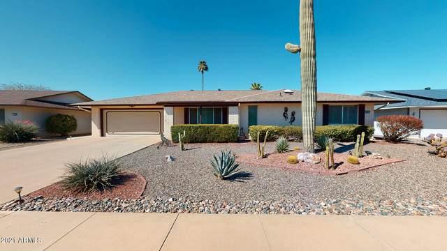 19838 N Concho Circle, Sun City, AZ 85373 (MLS #6200584) :: Sheli Stoddart Team | M.A.Z. Realty Professionals