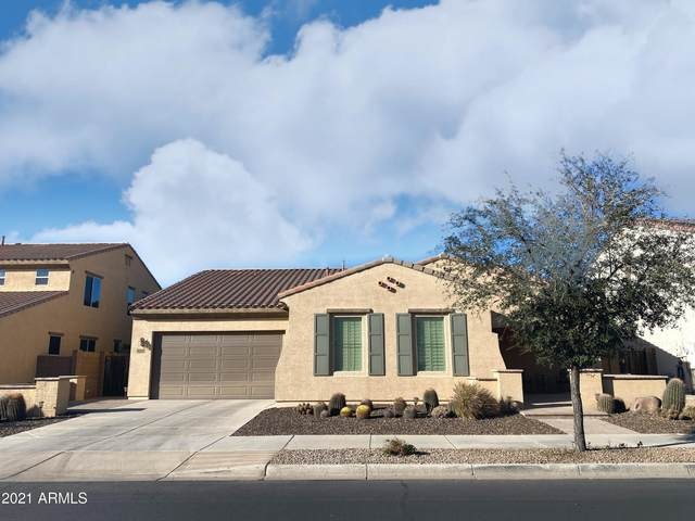 20858 E Sunset Drive, Queen Creek, AZ 85142 (MLS #6200589) :: The Laughton Team