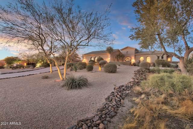 6642 E Bent Tree Drive, Scottsdale, AZ 85266 (MLS #6200592) :: The Luna Team
