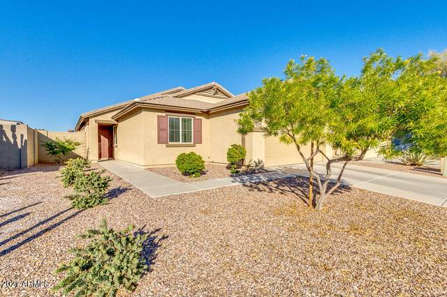 18454 W Young Street, Surprise, AZ 85388 (MLS #6200598) :: Maison DeBlanc Real Estate
