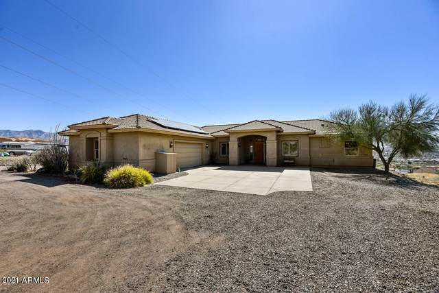 19257 E Scenic Loop Road, Black Canyon City, AZ 85324 (MLS #6200605) :: The Laughton Team