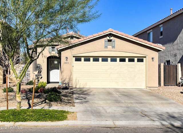 3972 E Timberline Road, Gilbert, AZ 85297 (MLS #6200607) :: Zolin Group