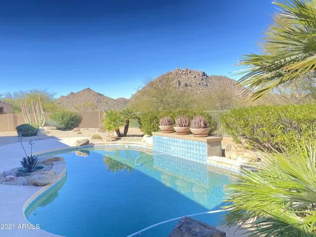 11732 E Sand Hills Road, Scottsdale, AZ 85255 (MLS #6200610) :: Dave Fernandez Team   HomeSmart