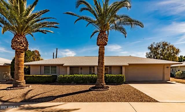 16001 N Nicklaus Lane, Sun City, AZ 85351 (MLS #6200627) :: Sheli Stoddart Team | M.A.Z. Realty Professionals