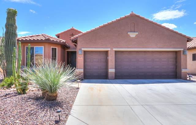 5187 W Pueblo Drive, Eloy, AZ 85131 (MLS #6200633) :: Yost Realty Group at RE/MAX Casa Grande