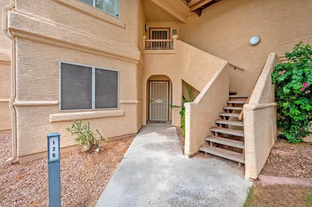 9736 N 95th Street #125, Scottsdale, AZ 85258 (MLS #6200641) :: My Home Group