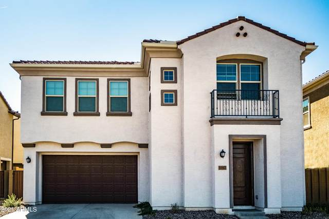 1167 E Chapman Drive, Chandler, AZ 85286 (MLS #6200643) :: Yost Realty Group at RE/MAX Casa Grande