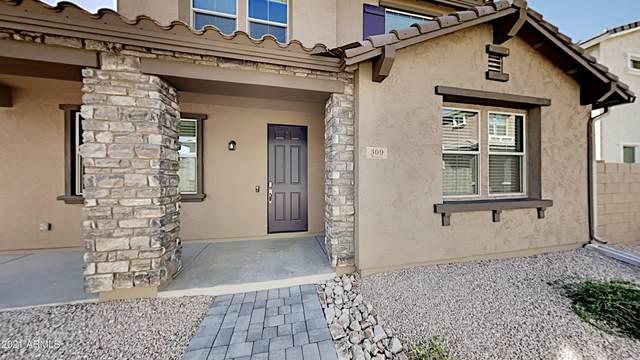 309 N 56TH Place, Mesa, AZ 85205 (MLS #6200648) :: Yost Realty Group at RE/MAX Casa Grande