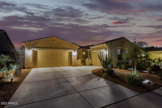 42199 W Solitare Drive, Maricopa, AZ 85138 (MLS #6200661) :: Yost Realty Group at RE/MAX Casa Grande