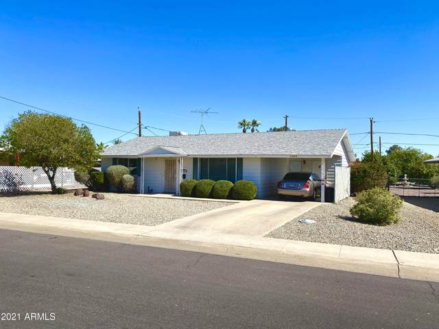 11449 N 107TH Avenue, Sun City, AZ 85351 (MLS #6200671) :: Executive Realty Advisors