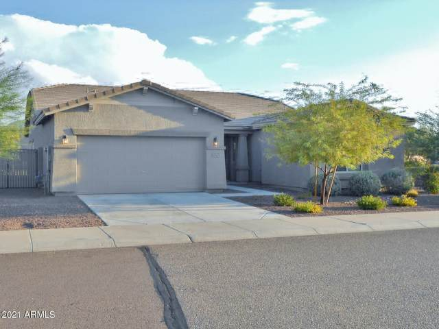 17875 W Westpark Boulevard, Surprise, AZ 85388 (MLS #6200681) :: Maison DeBlanc Real Estate