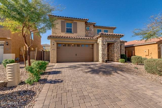 2331 E Bellerive Drive, Gilbert, AZ 85298 (MLS #6200686) :: Yost Realty Group at RE/MAX Casa Grande