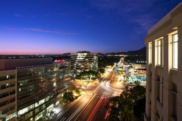 2402 E Esplanade Lane Ph1, Phoenix, AZ 85016 (MLS #6200695) :: Executive Realty Advisors