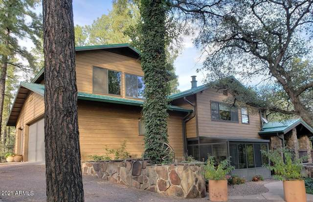 167 E Belluzzi Boulevard, Payson, AZ 85541 (MLS #6200729) :: The Laughton Team