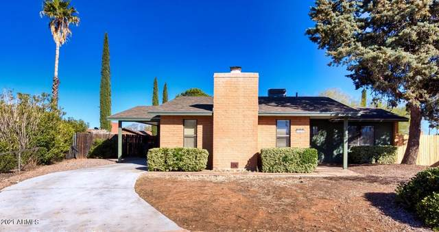 180 Park Place, Sierra Vista, AZ 85635 (MLS #6200739) :: Arizona Home Group