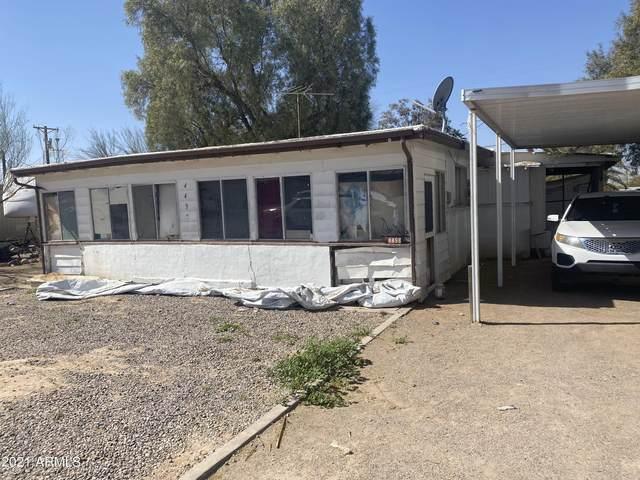4498 N Palo Verde Lane, Casa Grande, AZ 85194 (MLS #6200748) :: Executive Realty Advisors