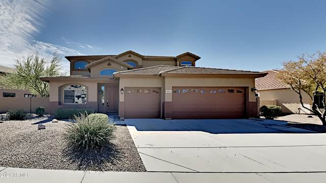 18061 E San Luis Drive, Gold Canyon, AZ 85118 (MLS #6200756) :: Yost Realty Group at RE/MAX Casa Grande