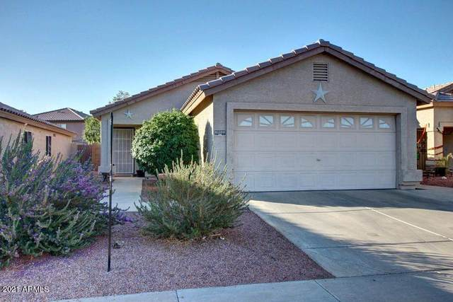 11209 W Montecito Avenue, Phoenix, AZ 85037 (MLS #6200759) :: Executive Realty Advisors