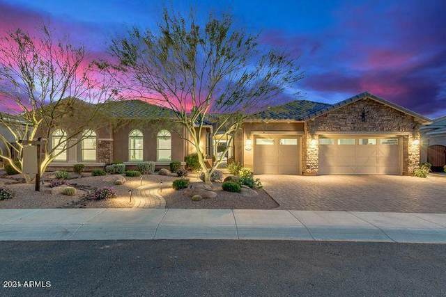 5531 E Windstone Trail, Cave Creek, AZ 85331 (MLS #6200765) :: The Everest Team at eXp Realty