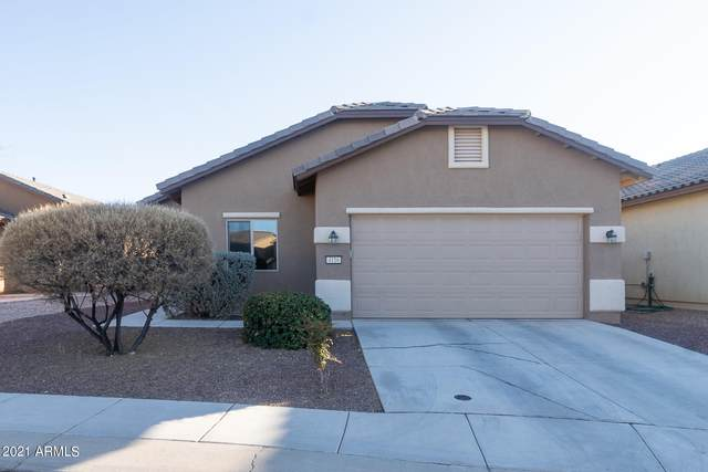 4116 Rocky Mountain Way, Sierra Vista, AZ 85650 (MLS #6200780) :: Arizona Home Group