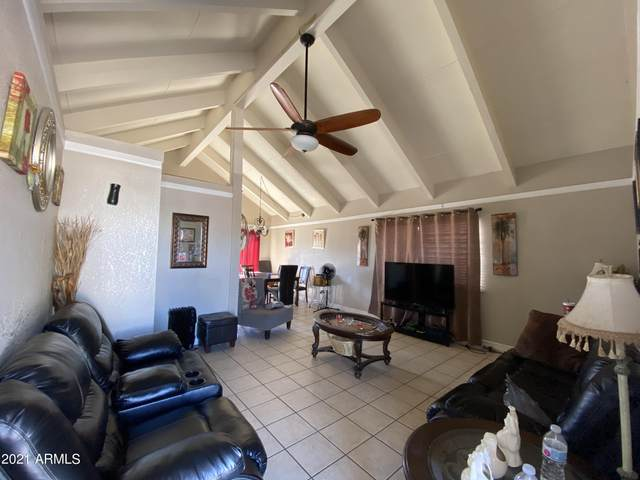 321 W 7TH Street, Ajo, AZ 85321 (MLS #6200785) :: The Newman Team