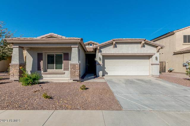 18066 W Post Drive, Surprise, AZ 85388 (MLS #6200802) :: Yost Realty Group at RE/MAX Casa Grande