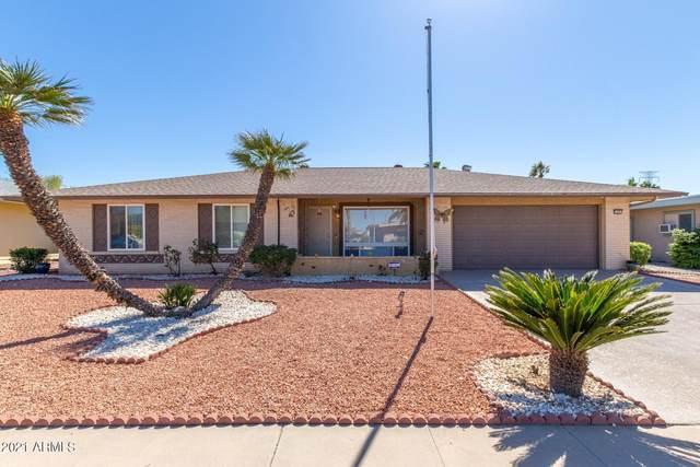 11071 W Gulf Hills Drive, Sun City, AZ 85351 (MLS #6200803) :: Yost Realty Group at RE/MAX Casa Grande