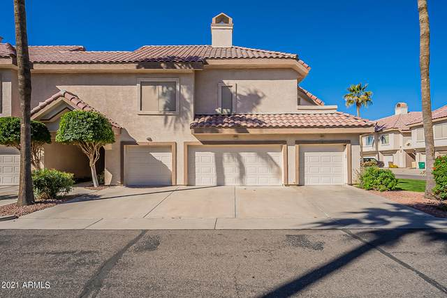 2801 N Litchfield Road #11, Goodyear, AZ 85395 (MLS #6200824) :: The Garcia Group