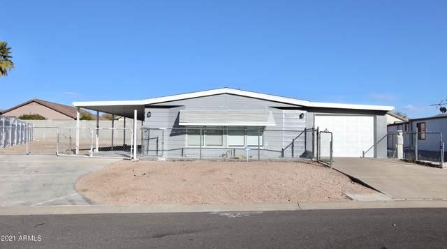 911 S 98TH Street, Mesa, AZ 85208 (MLS #6200837) :: Yost Realty Group at RE/MAX Casa Grande