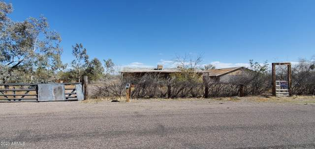 26621 N 205TH Avenue, Wittmann, AZ 85361 (MLS #6200872) :: The Carin Nguyen Team
