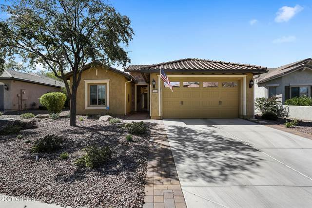 19844 N 264TH Avenue, Buckeye, AZ 85396 (MLS #6200882) :: Keller Williams Realty Phoenix